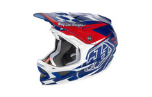 Troy Lee Designs D3 Team blue/white